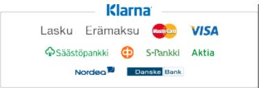 Klarna Checkout (Finland, Sweden, Norway)